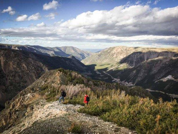Cross-Country Hiking Montana's Absaroka-Beartooth Wilderness