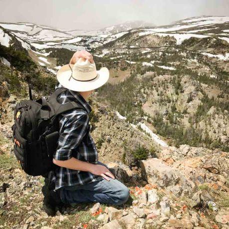 Absaroka-Beartooth Wilderness Hiking