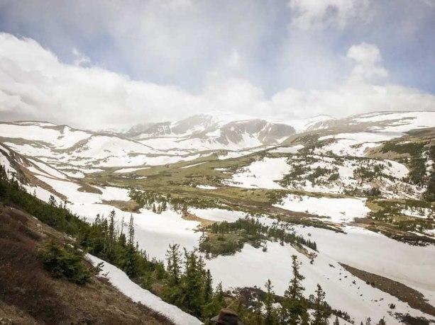 Montana's Absaroka-Beartooth Wilderness Hiking Trails