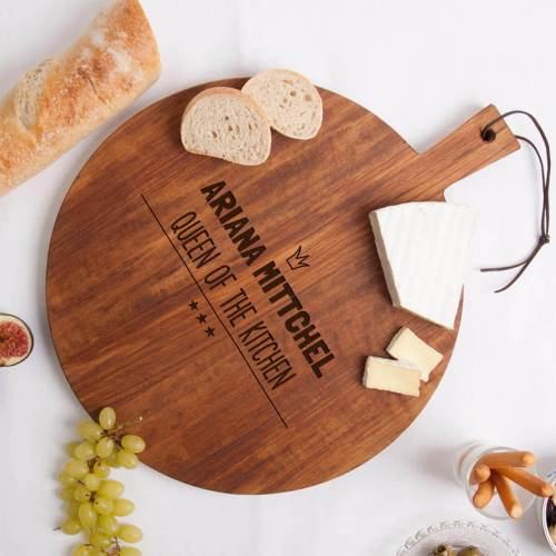 Engraved Wooden Board