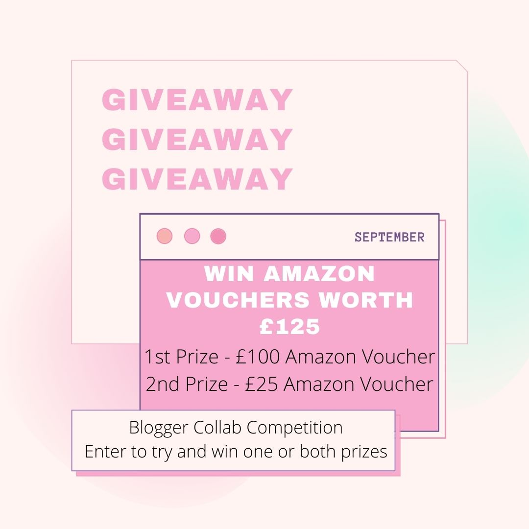 Read more about the article September Giveaway: WIN £100 Amazon Voucher