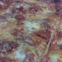 pizza con il mixer :)