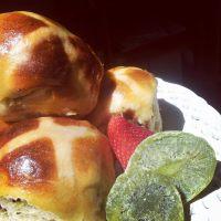 Hot cross buns... che delizia!! #recake7