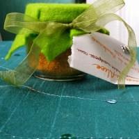 polvere di buccia di agrumi per aromatizzare i dolci