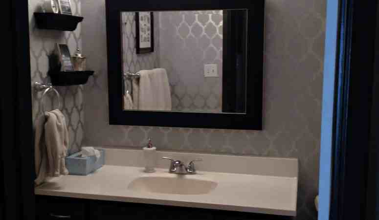 Bathroom Home Tour