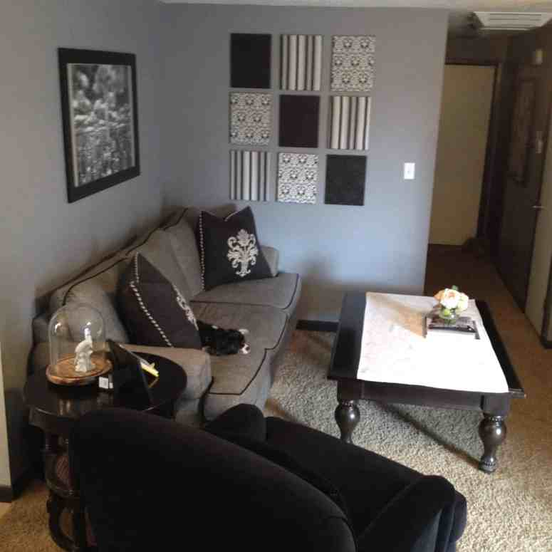 Home Design Ideas Budget: How I Decorated My Living Room On A Budget