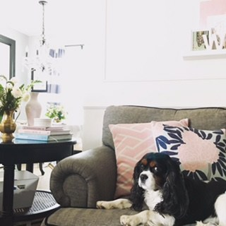 How I Decorated My Small Living Room On A Budget. 11 Budget Decorating  Ideas (