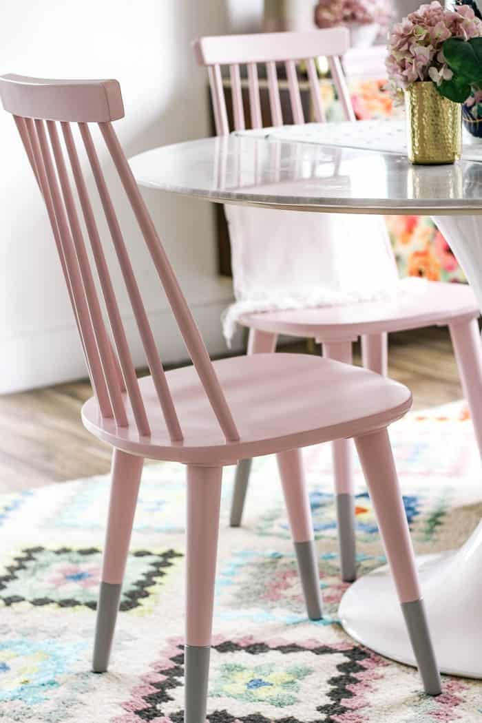 Florida Dining Room Reveal At Home With Ashley