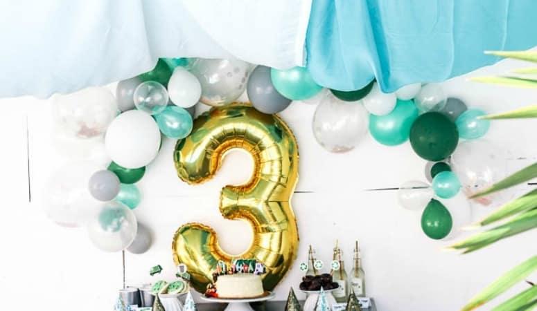 Garbage Truck Birthday Party