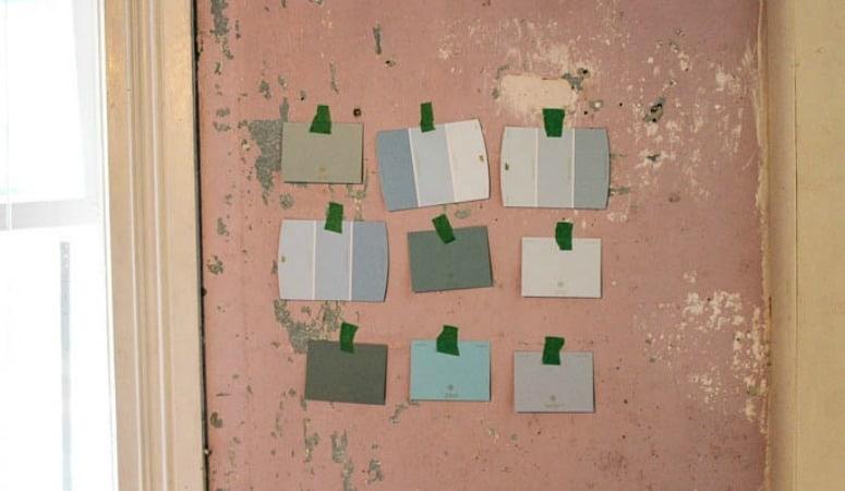 Don's Room- Demo and Plan