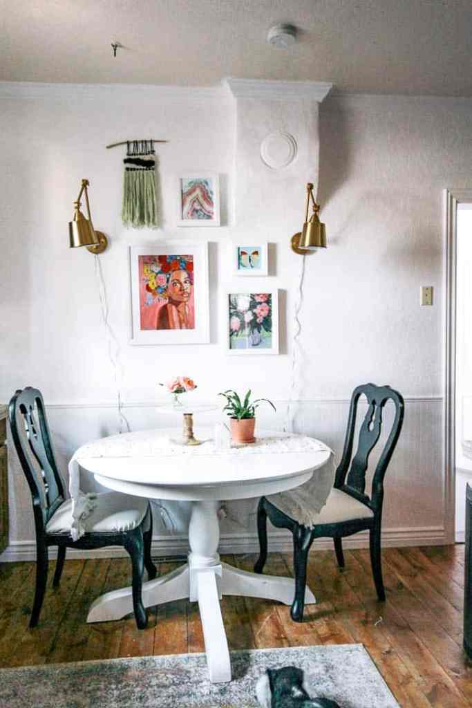How To Have Sconces Without Power Or Cords At Home With Ashley