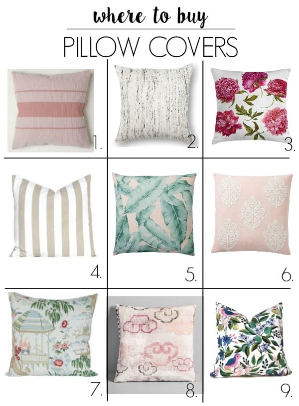 Where Do You Get Your Pillow Covers At Home With Ashley Gorgeous Places To Buy Decorative Pillows