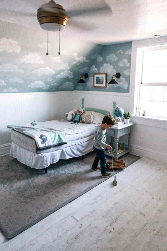 Dons Toy Story Room Reveal At Home With Ashley