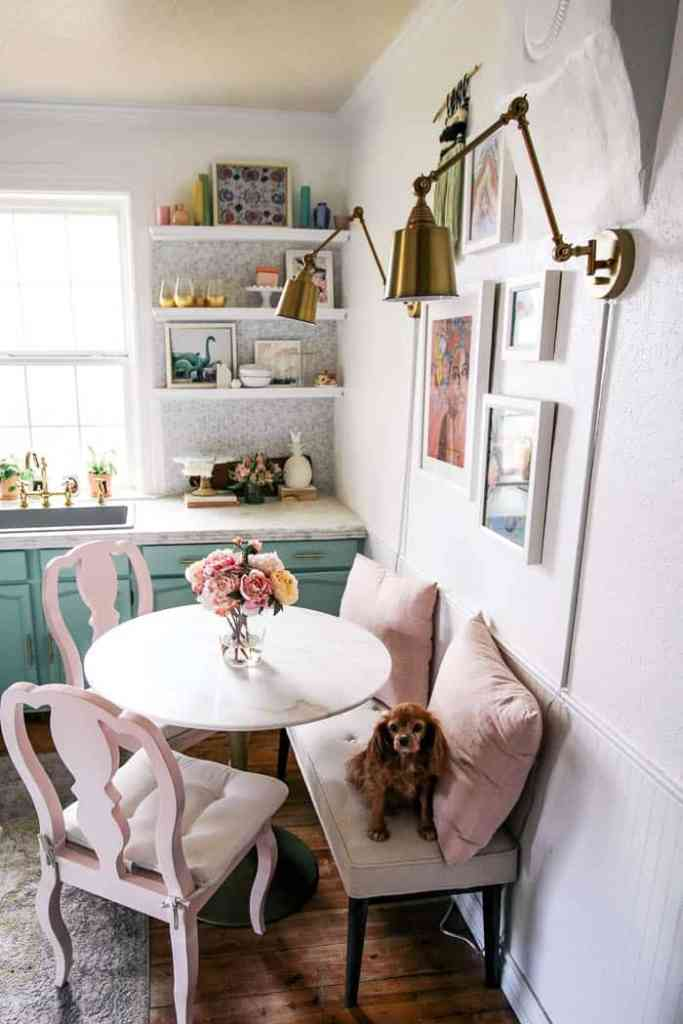 Small Space Dining Table At Home With Ashley