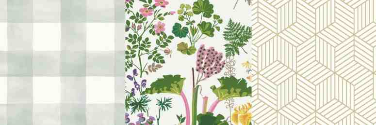 The best places to buy affordable wallpaper. I share paste options and peel and stick products that are cheap. Where to find inexpensive, beautiful wallpaper online. My tips will show you how I've made my wallpaper dreams come true on a budget. I share my sources for home decor wallpaper products that will add beautiful and modern patterns to your design.