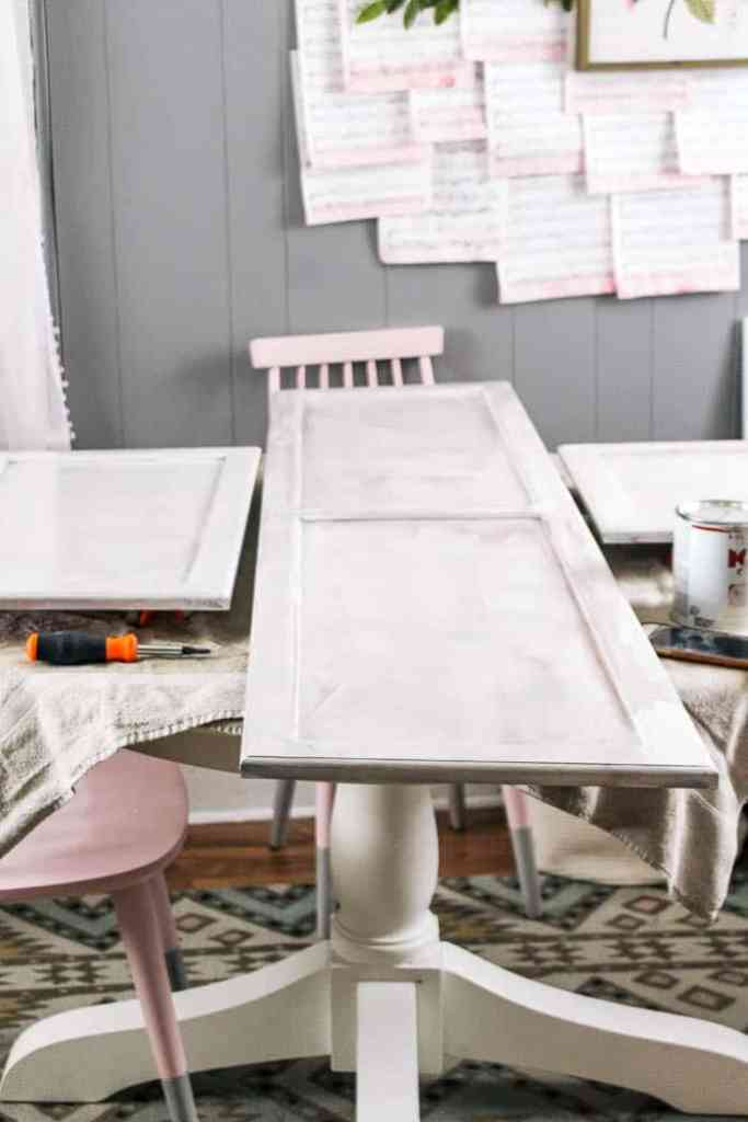 How To Paint Cabinets With Latex Paint At Home With Ashley
