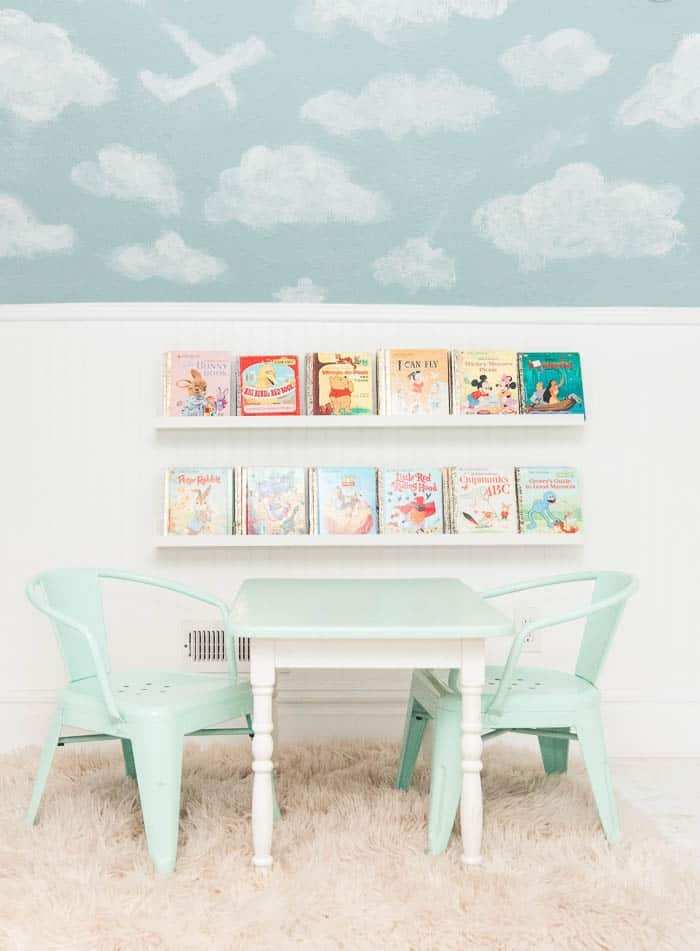 kid bench round up. These are small so they're perfect for the end of a child's bed or would work in a playroom too. Options that are both affordable and neutral. Most have storage seats, all have an upholstered cushion, and one comes with a back. Ideas for how to add seating to a children room