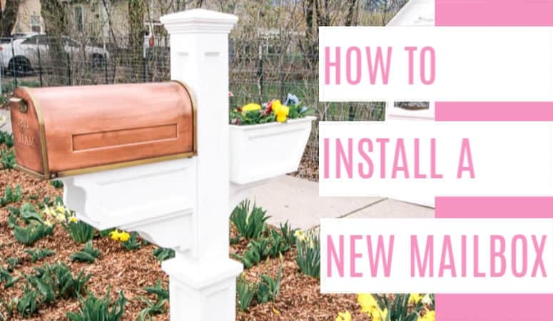 How to Install a New Mailbox