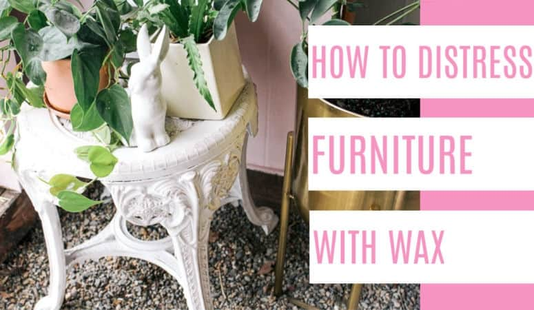 Enjoyable She Shed Update How To Wax Furniture At Home With Ashley Machost Co Dining Chair Design Ideas Machostcouk