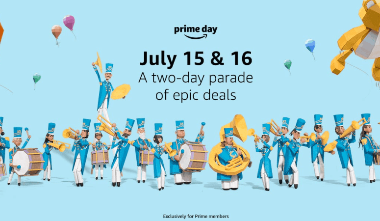Amazon Prime Day!