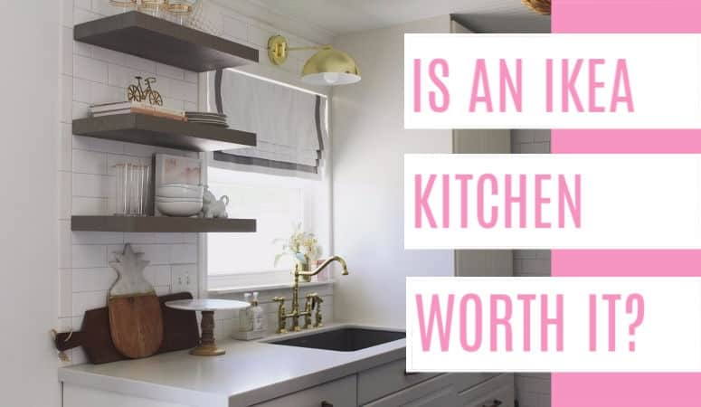 Is an IKEA Kitchen Worth it? - at home with Ashley