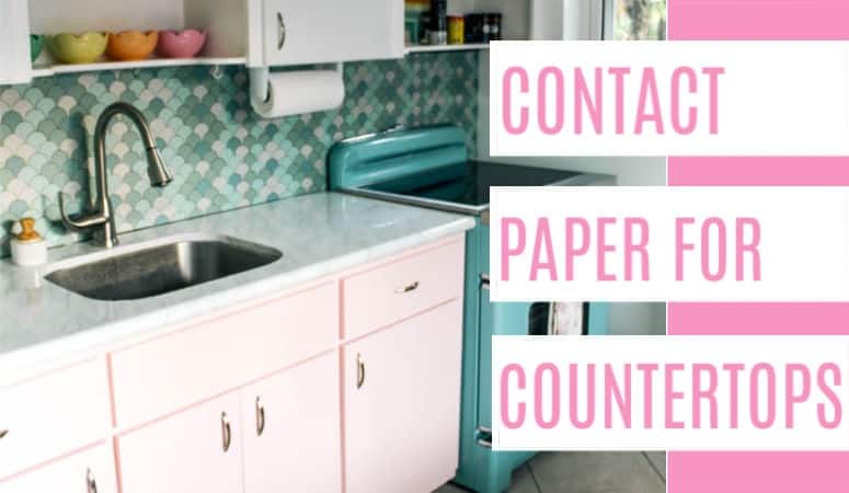 Contact Paper for Countertops