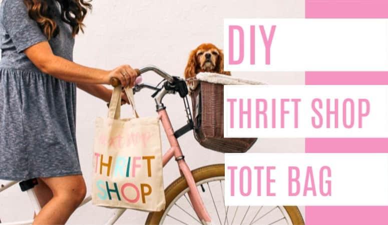 DIY tote bag design
