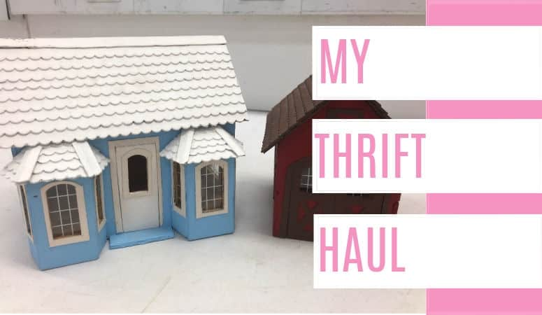 My thrift haul! I stopped by the local secondhand shop for some vintage home decor. I thought I'd share ideas for how I make it my aesthetic