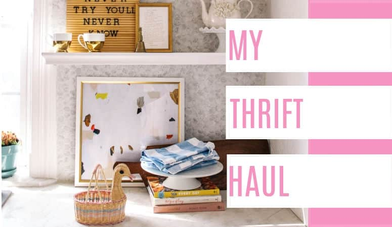 My thrift haul! I stopped by the local secondhand shop for some vintage home decor. I thought I'd share ideas for how I make it my aesthetic. Travel souvenir plate, tart dish, porcelain shoes, stain basket, spoon rack, wicker duck