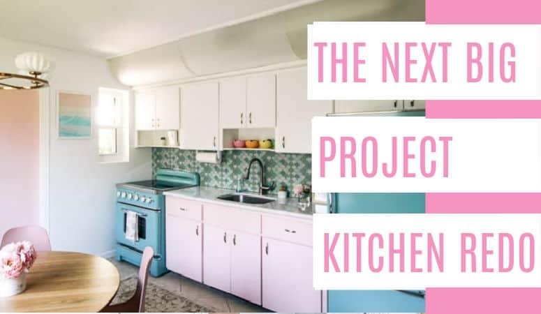 One Room Challenge- Florida Kitchen Week 1