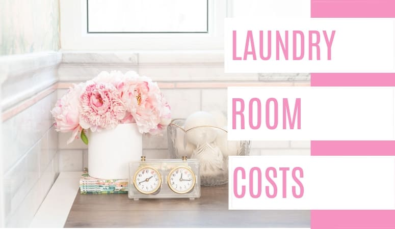 Laundry Room Costs