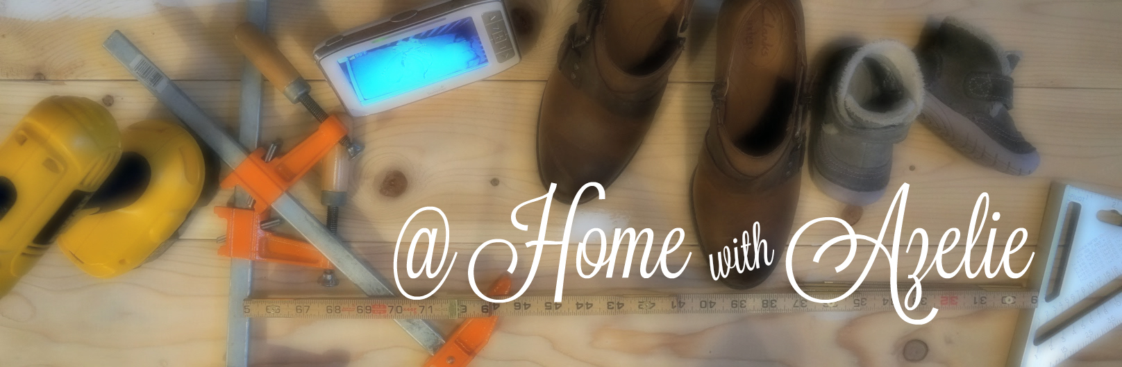 at home with azelie header image