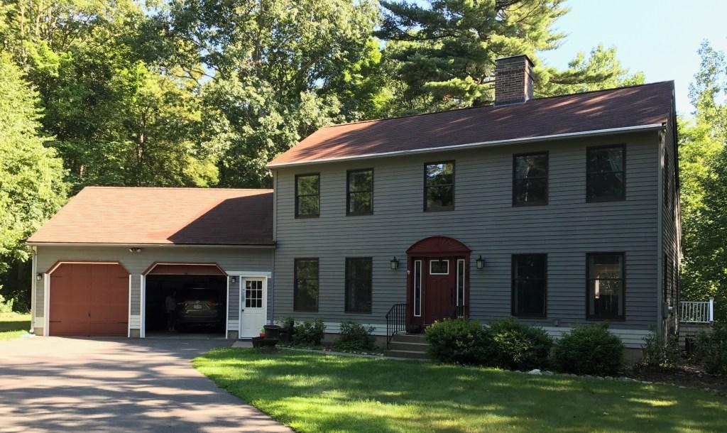 exterior house paint color scheme
