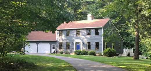 new navy blue exterior house paint color scheme