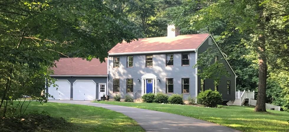new navy blue exterior house paint color scheme