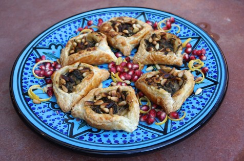 Spinach & Feta Pastries