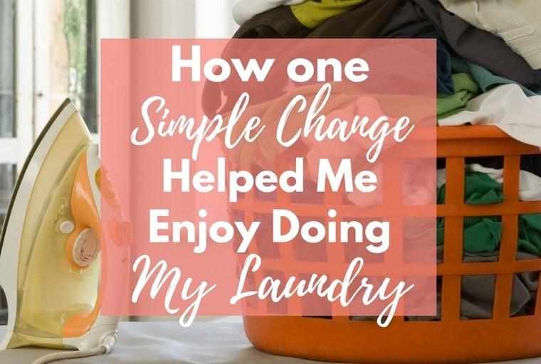 Laundry made easy!