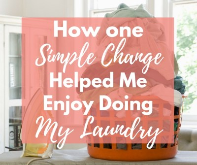 Laundry made easier with one simple trick!