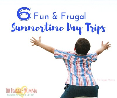 6 fun and frugal day trips for the summer.