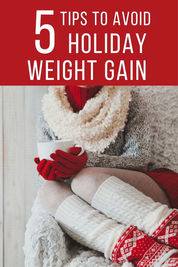 This helpful article offers several tips to avoid holiday weight gain. With the right strategy for staying healthy this holiday you can avoid the extra weight gain while still enjoying all that good food too! These tips are easy- can you handle all five? I love how easy this is to follow!