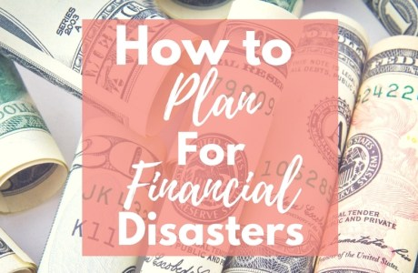 Financial Disaster Plan
