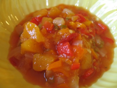 Best Salsa Close up