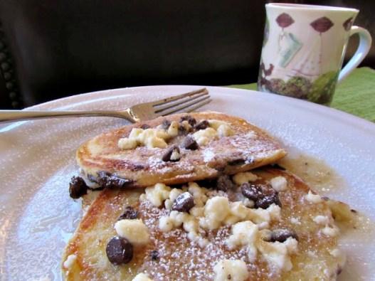 Chocolate Chips Pancakes