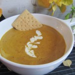 Fall Favorite Recipes: Pumpkin Pie Soup