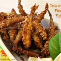 Fried Smelt-Fish Fries & Happy Father's Day to My Dad