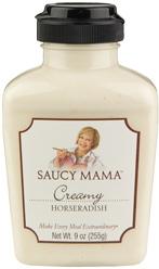 Saucy Mama Creamy Horseradish