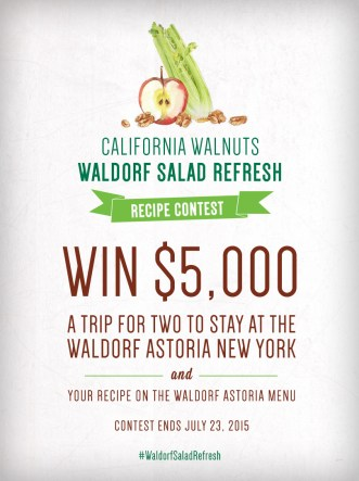 California Walnuts Recipe Contest image