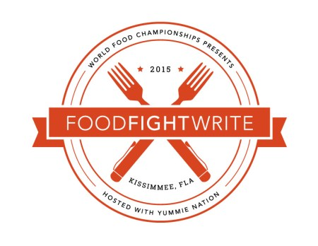 I'm Attending The 2015 World Food Championships Blogger Summit ~ FoodFightWrite