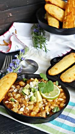SW Pasole Cornbread cook-off