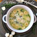 Mother's Day Oyster Stew
